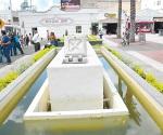 Modificarán fuentes de la Plaza Principal