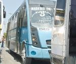 Insisten en aumento al transporte público
