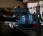 Amanece Reynosa sin agua y sin luz