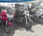 Inicia show de motociclistas