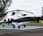 Se desploma helicóptero de Seguridad Pública, hay dos muertos