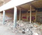 Se refugian malvivientes en casas abandonadas