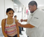 Insisten en vacuna contra la influenza