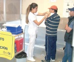 Exhorta el IMSS a inmunizarse por virus