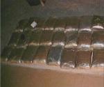 Aseguran más de 500 kg. de mariguana en Guerrero