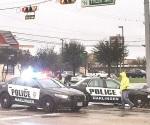 Oficial se recupera de fuerte accidente