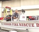 Renuevan las condiciones de bomberos