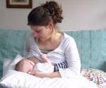 Lactancia materna protege a bebés en el invierno