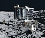 Minilaboratorio espacial Philae aún sin enviar señales