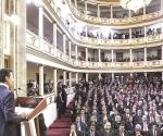 Constitución, vigente, pilar de instituciones
