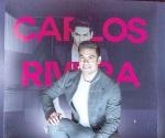 Carlos Rivera, al Auditorio en mayo