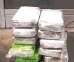Aseguran 'coca' en puente Pharr