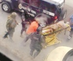 Gendarmes se topan con 3 civiles armados y los atrapan