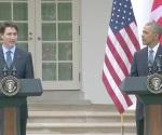 Anuncia Obama nueva cumbre entre EU, México y Canadá