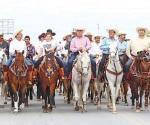 Invitan a cabalgata por celebración de 267 aniversario de la fundación de Reynosa
