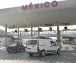 Esperan saturación de los cruces fronterizos