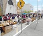 Pocas ventas en Domingo de Ramos