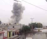 Explosión de polvorín deja 3 tres muertos