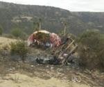 Se desploma globo aerostático en Hidalgo; 2 muertos
