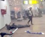 Estado Islámico se atribuye atentados en Bruselas