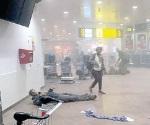 Basquetbolista es herido en atentado