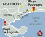Impera en Acapulco el homicidio doloso