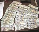 Lo sentencian por mover dinero ilícito