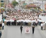 Confirman desfile del Día del Trabajo