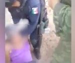 Cae a policía que aparece en video de tortura