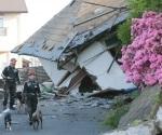 Suman 40 muertos tras dos fuertes sismos en Japón