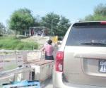 Reactivan el chalán en Díaz Ordaz