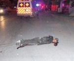 Perece arrollado residente de la Morelos