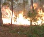Incendios en Uruapan, fuera de control