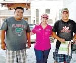 'Vamos por la paz que Reynosa necesita', Linda Mora
