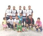 Se lleva 'Jacalitos' el trofeo de campeones