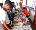 Participaron en la celebración del Día del Libro