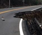 Afecta deslave carretera en Morelos