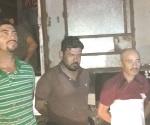 Interceptan Gendarmes a 44 ilegales; hay 3 detenidos
