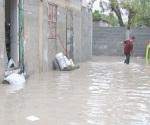 Dejan lluvias cables caídos y anegaciones