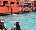 Dejan sin capital a Oceanografía