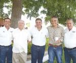 Ganaderos de Reynosa, apoyan propuestas de Neto Robinson