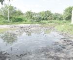 Destapan lluvias más pozos en la Ampliación La Presa