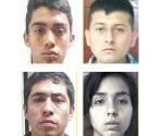 Caen 4 probables responsables de 11 homicidios