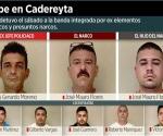 Cae ex director y 5 policías por protección al narco