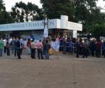 Maestros toman dependencias y escuelas en Veracruz