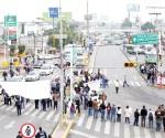 Bloquea CNTE 20 puntos en CDMX