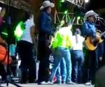 Así atendieron a Lupe Tijerina en el escenario