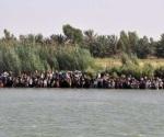 Secuestra EI a tres mil iraquíes que huían de Kirkuk