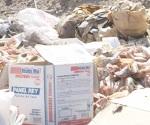 Multarán a quienes descarguen basura