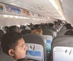 Aumenta demanda de vuelos
